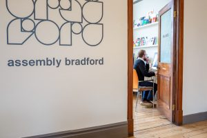 Out of Place Design Agency at Assembly Bradford