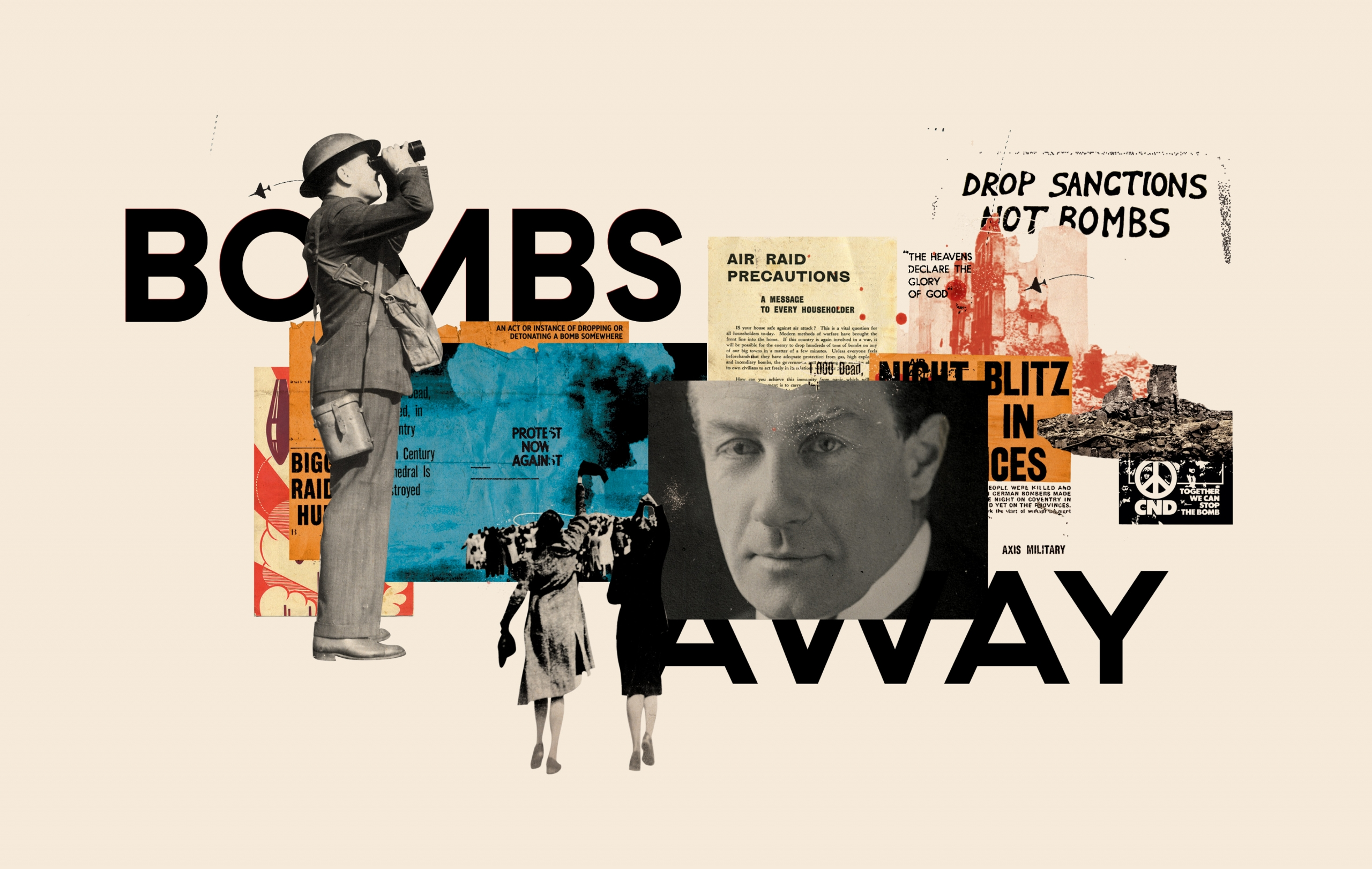 Bombs Away - Digital Exhibition for the Peace Museum